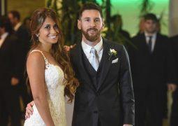 الرئيس البوليفي يهنئ ميسي بمناسبة زواجه