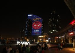 عرض فيلم الإثارة والتشويق Spider-Man: Homecoming  على شاشات السينما في الشرق الأوسط