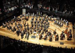 """روني برّاك  يضع بصمته الخاصة مع """"London Symphony Orchestra """""""