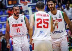 لبنان وكوريا الجنوبية إلى ربع نهائي آسيا لكرة السلة