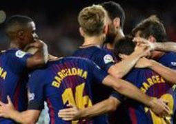 برشلونة بأداء متواضع يفوز على ريال بيتيس