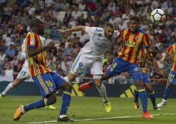 خطيئة زيدان والخصم الشجاع أبرز مشاهد تعادل ريال مدريد وفالنسيا