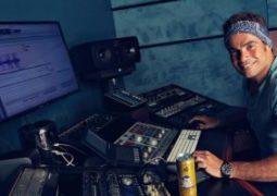 """عمرو دياب فى كواليس تسجيل ألبوم """"معدى الناس"""""""