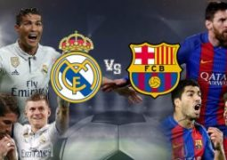 التشكيل المتوقع لكلاسيكو برشلونة وريال مدريد فى كأس السوبر الإسبانى