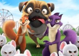 The Nut Job 2: Nutty by Nature يحقق ايرادات بـ8 ملايين دولار