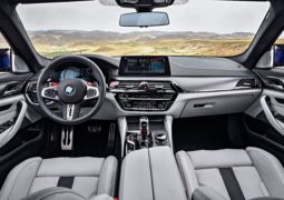 سيارة BMW M5 الجديدة