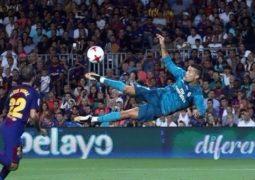 ريال مدريد يكسب برشلونة في ذهاب السوبر رغم طرد رونالدو