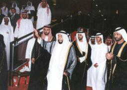 محمد بن راشد: مئوية زايد.. مئوية وطن
