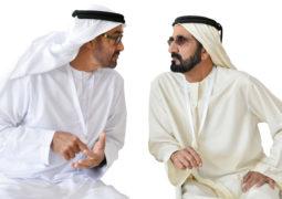 محمد بن راشد ومحمد بن زايد: الإمارات قصة نجاح أبطالها الشباب