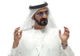محمد بن راشد: الإرث الحقيقي لأي قائد مـؤسسة.. صناعة الرجال
