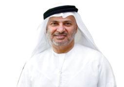 قرقاش: الاعتماد المفرط للإعلام القطري على الغرف الإلكترونية أصبح مكشوفاً