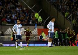 الأرجنتين تفشل في تجاوز عقبة فنزويلا