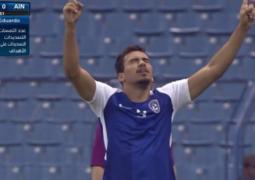 إدواردو يقود الهلال لعبور العين والتأهل لنصف نهائي أبطال آسيا