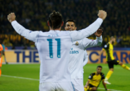 ريال مدريد يفك عقدة دورتموند بثلاثية برّاقة