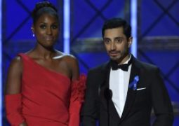 """ريز أحمد يفوز بجائزة Emmy أفضل ممثل فى سلسلة محدودة عن """"The Night Of"""""""