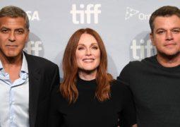 "جورج  كلونى ومات دامون و مور بندوة ""Suburbicon"" فى مهرجان تورنتو السينمائى"