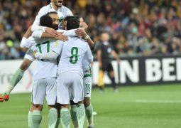 المنتخب السعودي يتأهل إلى نهائيات كأس العالم 2018