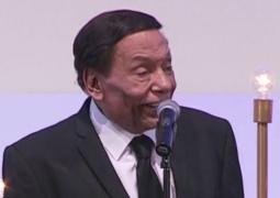 تكريم عادل إمام بافتتاح مهرجان الجونة