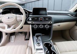 جينيسيس G70 تتجاوز التوقعات أداءً ورفاهية