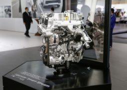 """هيونداي تكشف عن محرك متطور في """"فرانكفورت للسيارات"""""""