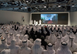 محمد بن راشد ومحمد بن زايد يُطلقان «مدينة المريخ العلمية»