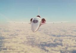 طائرة نفاثة خارقة للصوت تحتاج فقط 3 ساعات بين نيونيورك ولندن