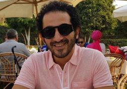 """أحمد حلمي يكشف حقيقة """"مرضه"""""""