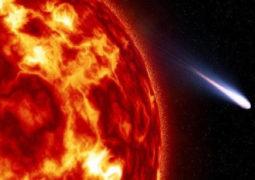 ناسا ترصد جسم  يمر قرب الشمس قادما من نظام شمسي آخر