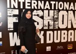 المصممة منى المنصوري تحصل على جائزة مصمم العام في دولة الامارات