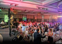 حسين الديك في دبي بنجاح كبير بعد غيبة… من هو المعجب الذي أهداه رولز رويس