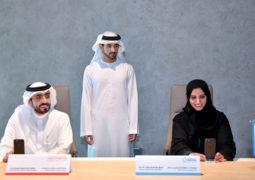 حمدان بن محمد يشهد توقيع «دبي الذكية» مذكرات تفاهم لتفعيل «الشهادات الرقمية»