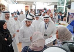 حمدان بن محمد: دعم الشباب أفضل ضمانة لمستقبل مزدهر