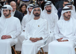 محمد بن راشد: هدفنا جعل الإمارات أكبر مختبر لتصميم المستقبل