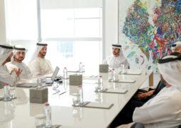 حمدان بن محمد يعتمد 25 مشروعاً مبتكراً