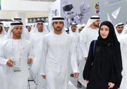 حمدان بن محمد: الشباب صنّاع المجد والمستقبل والنصر