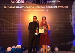 مركز إمبريال الطبي في دبي يحصد جائزة أفضل مقدِّم لخدمة طب العيون