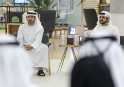 حمدان بن محمد: يجب الانتقال من مرحلة الأكبر إلى الأفضل