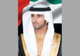 حمدان بن محمد: شهداؤنا أوسمة فخر على جبين الوطن