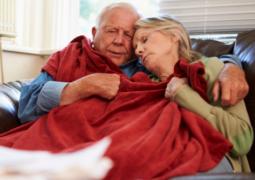 الشتاء أكبر خطر يواجه كبار السن