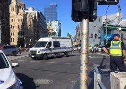 أستراليا.. 19 مصاباً بحادث دهس في مدينة ملبورن