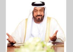 رئيس الدولة : الإمارات عظيمة بشعبها.. حصينة بعطائها وإنجازاتها