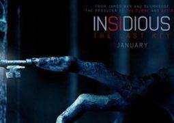فيلم الرعب Insidious: The Last Key يجمع إيرادات بـ 54 مليون دولار