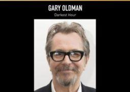 """جارى أولدمان و فرانسيس مكدورماند أفضل ممثل وممثلة فى """"جولدن جلوب"""""""