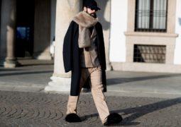 تعرف على الأناقة الرجالية في شوارع ميلانو الأن