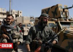 سوريا وتركيا تنتقدان تشكيل الولايات المتحدة قوة حدودية جديدة شمالي سوريا