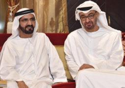 محمد بن راشد ومحمد بن زايد: الكأس لعُمان.. والفرحة للشعبين الشقيقين.. والفوز واحد