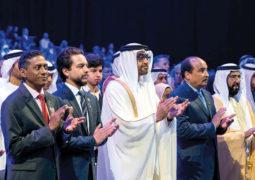 محمد بن زايد: جهود الإمارات متواصلة لضمان أمن الطاقة