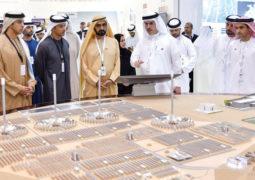محمد بن راشد: دولة الإمارات ستظل رائدة عالمياً في توليد الطاقة النظيفة