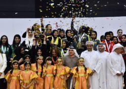 الوصل يخطف لقب كرة الطائرة العربية للسيدات بعد لقاء ماراثوني