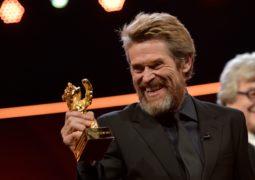الأمريكى ويليم دافو يحصل على جائزة الدب الذهبى فى مهرجان برلين